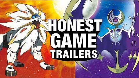 POKÉMON SUN & MOON (Honest Game Trailers)