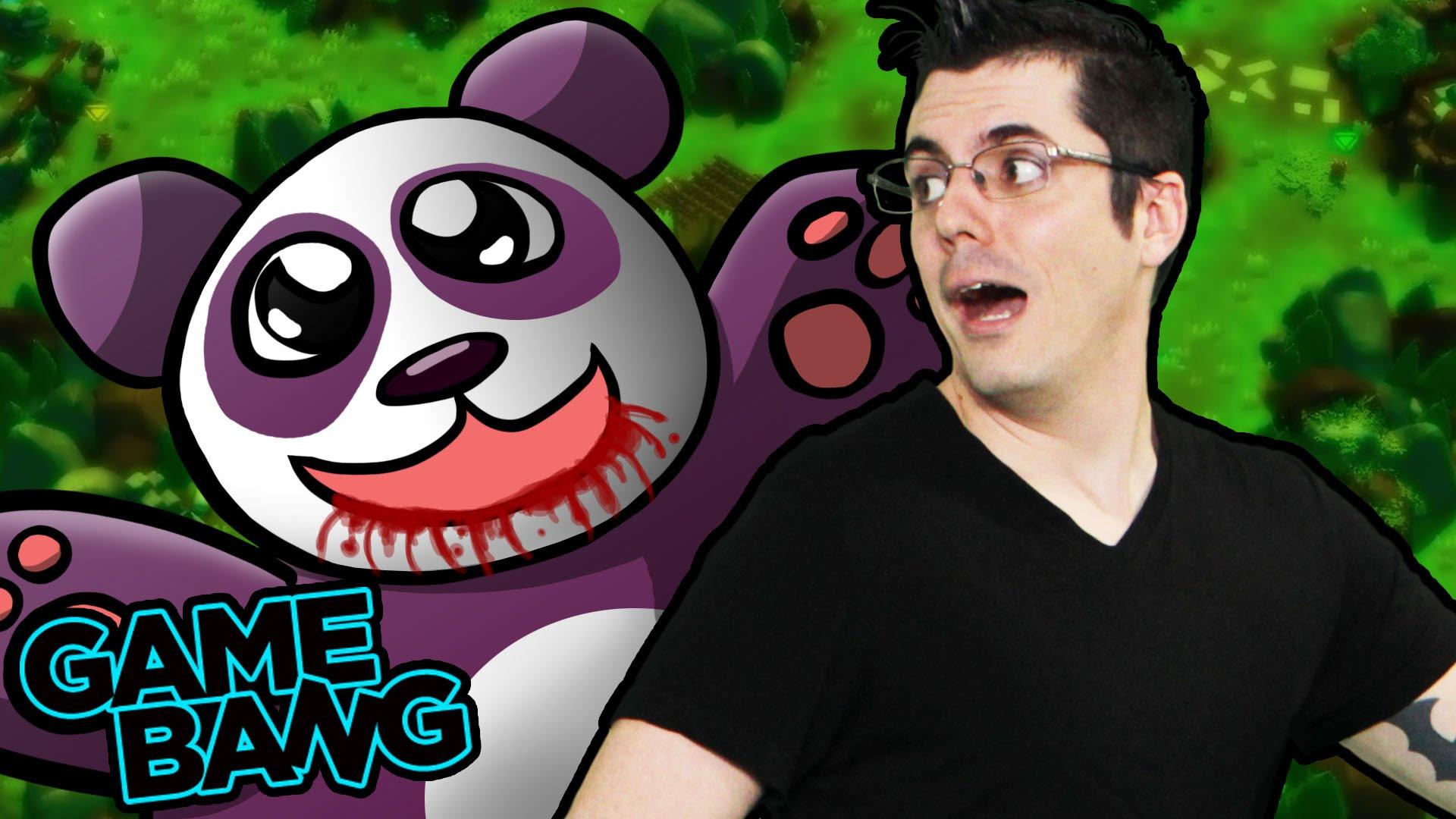KILLER PANDAS EAT US!
