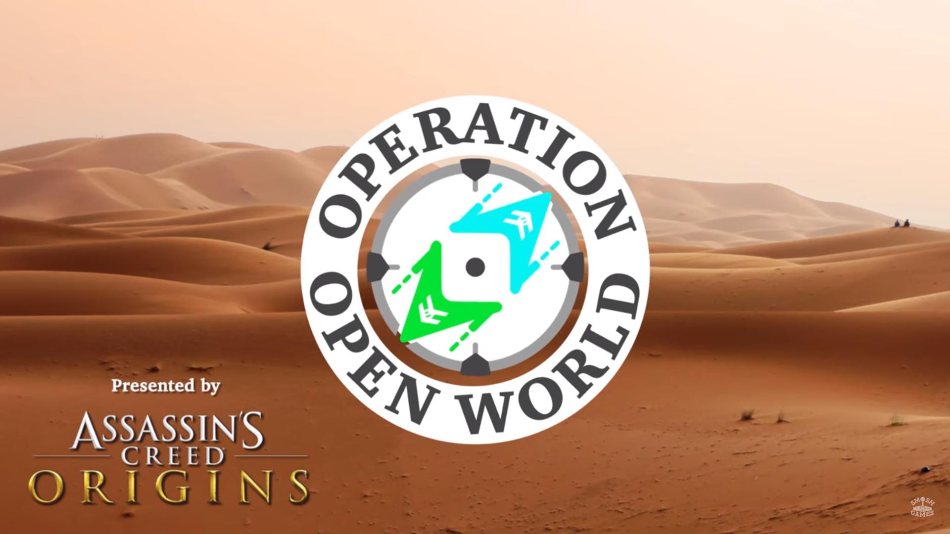 Operation: Open World