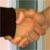 Handshake thumb mini