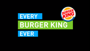 EVERY BURGER KING EVER Title Card