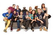 Cast of Smosh