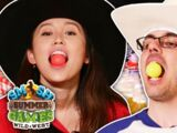 SPITTOON SPIT CHALLENGE (Smosh Summer Games)