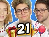 NOAH'S 21st BIRTHDAY! (The Show w/ No Name)