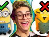 PANCAKE ART CHALLENGE! (Squad Vlogs)