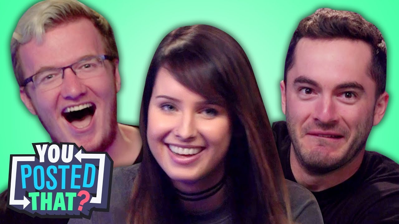 CaptainSparklez, Mini Ladd, and OMGItsFirefoxx - You Posted That?