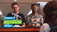 EVERY MUSEUM EVER ending title card