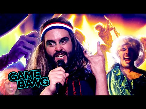 EPIC ROCK BAND HUMILIATION (Game Bang)