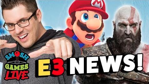 E3 RUNDOWN!