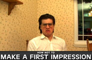 How Not to Make a First Impression