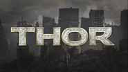 IF MARVEL CHARACTERS WERE REAL Thor title card