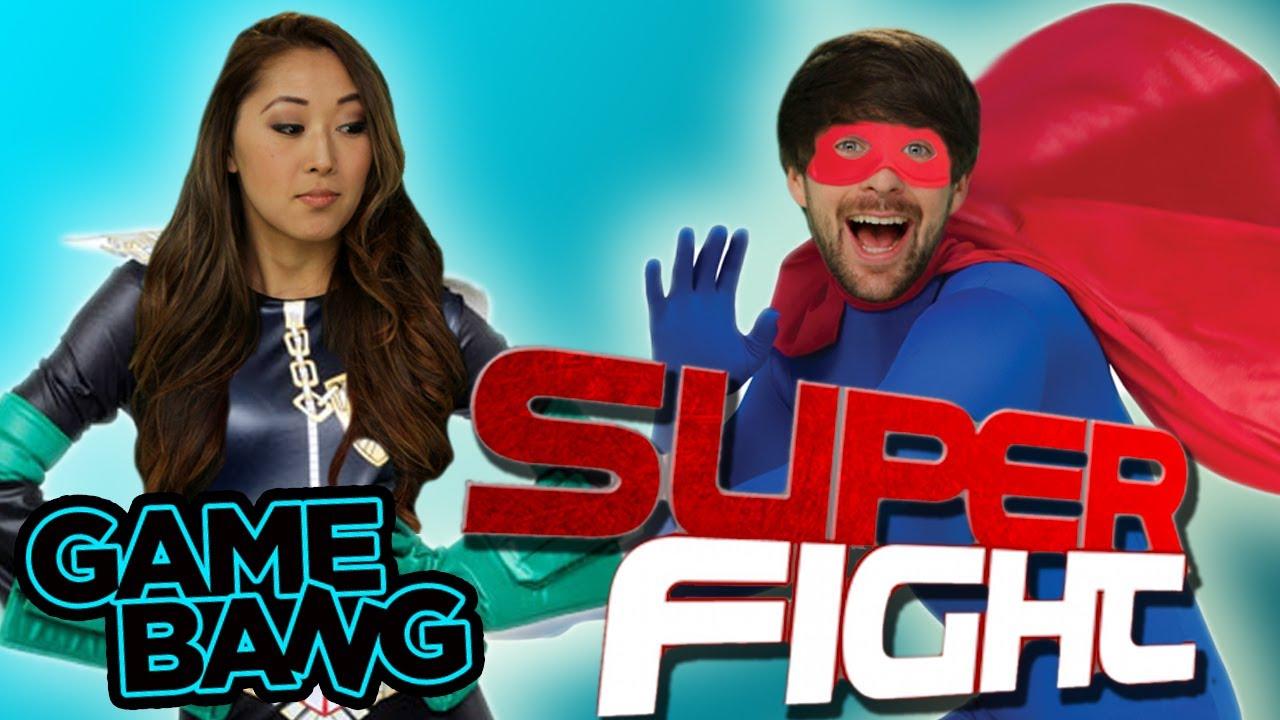 LET THE SUPER FIGHT BEGIN!