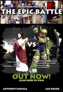 The Epic Battle poster