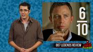 007 LEGENDS REVIEW screen