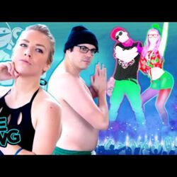 SEXY JUST DANCE HOT TUB PARTY!