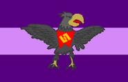 Флаг Империи Жёлтых