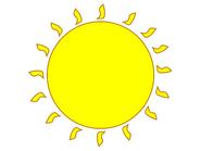 Флаг солнченска
