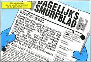 Village Newspaper Dutch