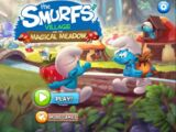 Smurfs' Village and The Magical Meadow