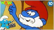Wow Kidz Presents The Smurfs In Hindi Hindi Cartoons St