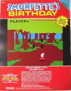 Smurfette's Birthday