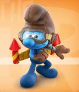 Handy Smurf 2021 TV series
