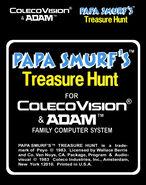 Papa Smurf's Treasure Hunt