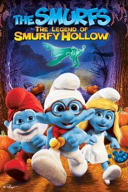Smurfy Hollow DVD Cover 2.jpg