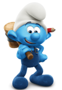 Handy Smurf 2021 TV Series (2)
