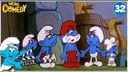 The Smurfs-EP 32 Hindi Cartoon Show Funny Cartoons Wow Kidz Comedy