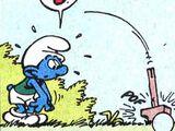 Weakling Smurf