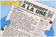Village Newspaper French