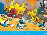 Smurfs UNICEF advertisement
