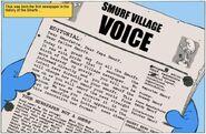 Smurf Village Voice