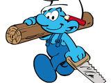 Handy Smurf