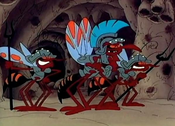 Wasp Renegades