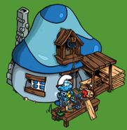Handys house