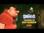 The Smurfs - Coming this September Promo 2 (Nickelodeon U.S