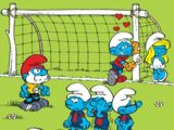The Smurfs Play Sports