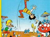 The Smurfs And The Magic Flute (comic book)