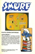 Smurf Play & Learn Ad