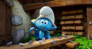 Smurfette, Well, She's..