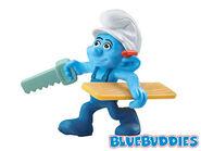 McDonalds 3 Handy Smurf