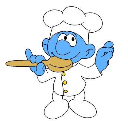 Chef Smurf (Glovey Story)