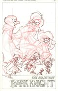 RDK Cover Page Sketch - Smurfs