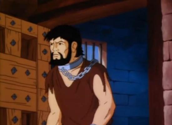 Barabbas (Empath stories)