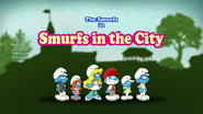 LD Stories S1E01 Smurfs in the City Title Card