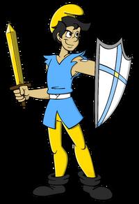 AHS Human Hero Smurf Profile 1.png