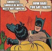 Batman Meme Empath
