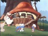 Smurflings' playhouse